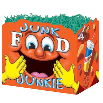 junk food junkie Looking for the perfect junk food junkie you can stop your search and come to etsy, the marketplace where sellers around the world express their creativity through handmade and vintage.