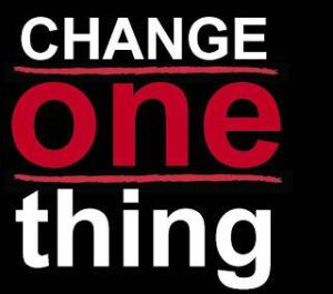 5920386273_change20one20thing20logo_xlarge