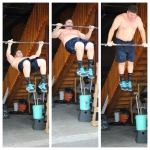 Bar Muscle UP