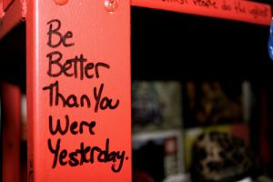 Be-better-than-You-were-yesterday
