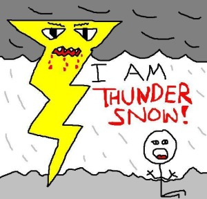 thundersnow