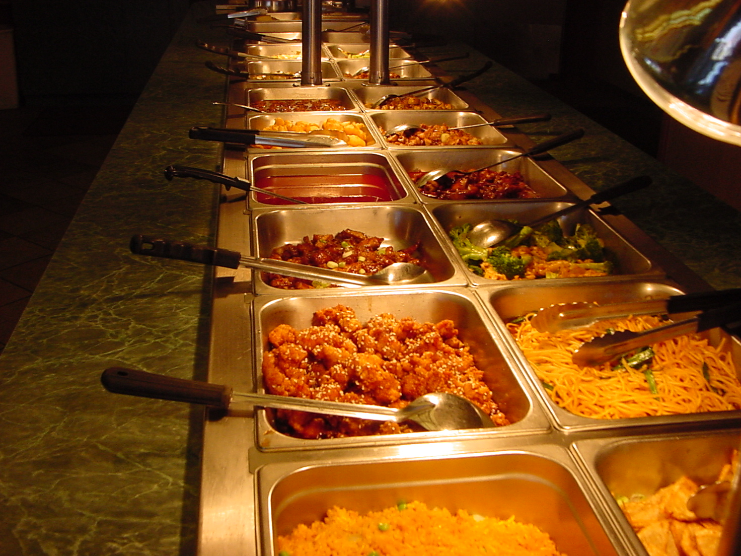 Buffet Near Me How Much