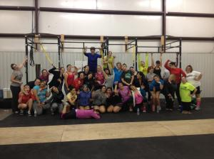 CrossFit Pantego Girl's Night Out