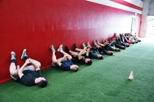 diablo-crossfit-wall-squat-party