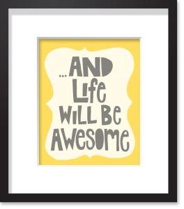 and_life_print