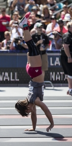 Camille Leblanc-Bazinet (photo: CrossFit)