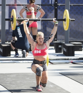 Lindsey Valenzuela - photo: CrossFit