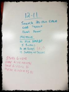 12/11/13 WOD