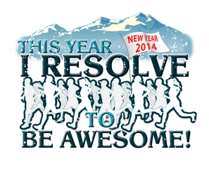 2014 Resolve to Be Awesome Small