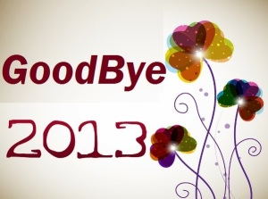 Goodbye 2013 Welcome 2014 Greetings Card HD Wallpapers Pics
