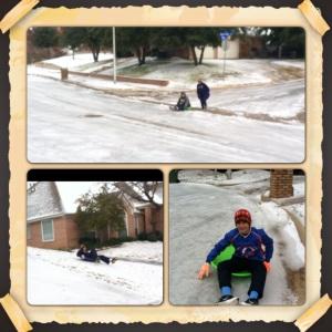 At least the kids had fun!